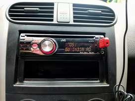 Vcd radio usb jvc