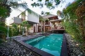 Villa modern canggu berawa