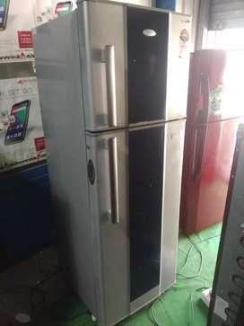 Whirlpool fridge with warranty