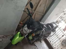 Yamaha FZS : MONO CROSS