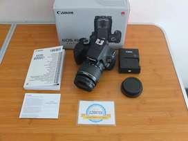 kredit kamera canon 4000D proses 3 cair dp200rb free 1X cicilan