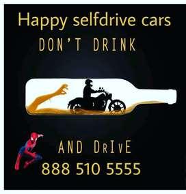 Happy Self drive cars rent