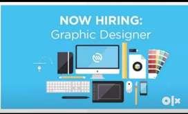 Graphic Designer cum social media manager for Guwahati location