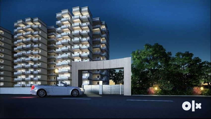 3BHK Apartment at Dwarka Expressway in 29 Lac only 0
