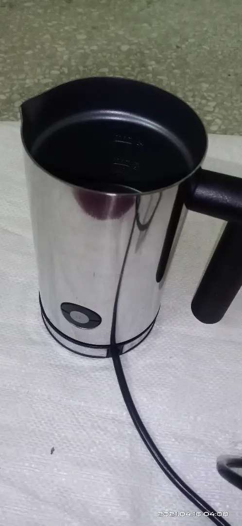 Coffee Maker Milk Frother Kettle