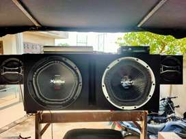 Endless music system for tractor urgent sale  13,500 ghat wad krla ge