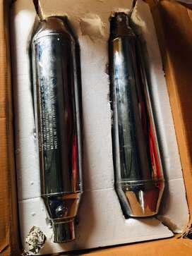 Royal Enfield 650cc continental GT Brand new silencer