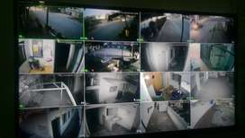 All kind of ip camera and analog sysyem work