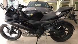 Sparingly used,super conditions,single handed,Yamaha R15 urgent sell