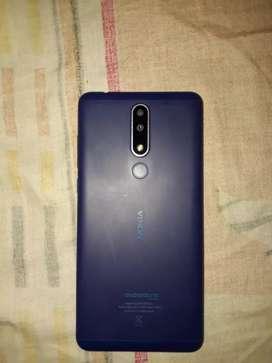 Nokia 3.1 plus at 8000