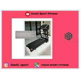 Treadmill Elektrik Series Moscow M1 1239 ( COD Bringin  )