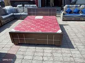 Brand New Box Bed size :5*6 Only  Rs:7499/-