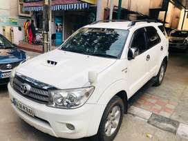 Toyota Fortuner 3.0 4x4 Manual, 2012, Diesel