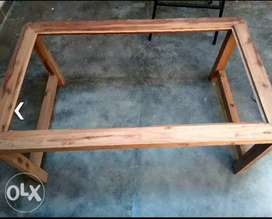 One Table frame 2x4 & height 20inch