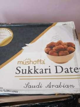Kurma Sukari Daging Lembut