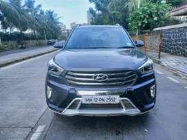Hyundai Creta 1.6 SX, 2017, Petrol