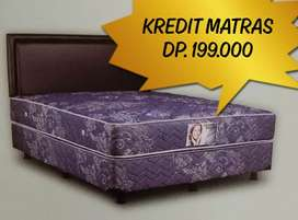 Bisa NEGO Matras CENTRAL 120x200 Grand Deluxe Star Blue