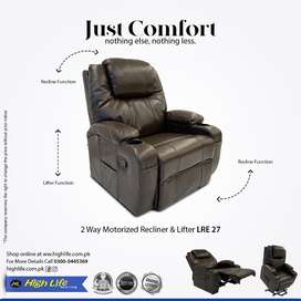 Imported Manual Recliner (High Life)