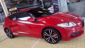 Honda Cr-Z warna merah 2015