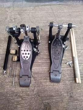 Double Pedal Drum Pearl Eliminator