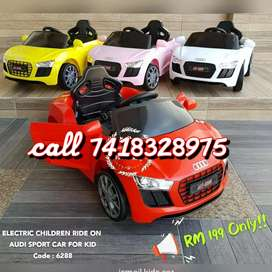 BRAND new KIDS RIDE ON TOY CAR AND BIKE AT WHOLESALE PRICES
