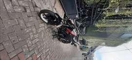 Jual sepeda motor honda cb150r tahun 2014,