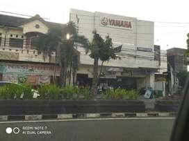Tanah Murah Butuh Uang Cepat di Jalan Gejayan Cocok Kantor/Toko