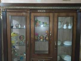 Divider / Showpiece Cupboard