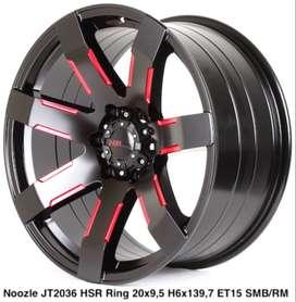 NOOZLE JT2036 HSR R20X95 H6X139,7 ET15 SMB/R