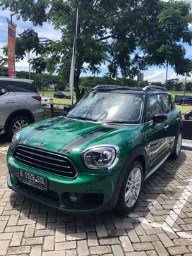 FS Mini Countryman Cooper 2020. Perfect condition. Murah