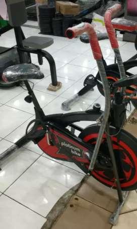Sepeda statis double new teraphymaxx 50 tulangan