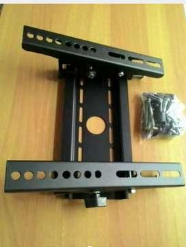 standart BRACKET TV lcd dan LED bisa di geser kanan kiri dan nunduk