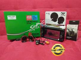 PAKET PROMO MTECH OEM XPANDER/ALL NEW LIVINA+CAMERA NAKAMICHI+HIFINE