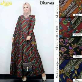dress panjang dharma