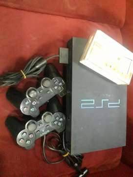 JUAL PS 2 SECOND HD
