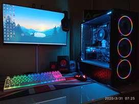 Jual PC Kesayangan Asus ROG RX 570