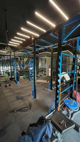 Crossfit Gym Rig