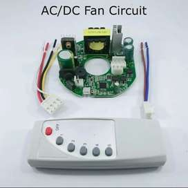 AC/DC Ceiling Fan Kit With Remote