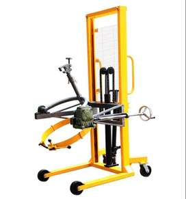 drum stacker with drum lifting and tilting option in pakistan