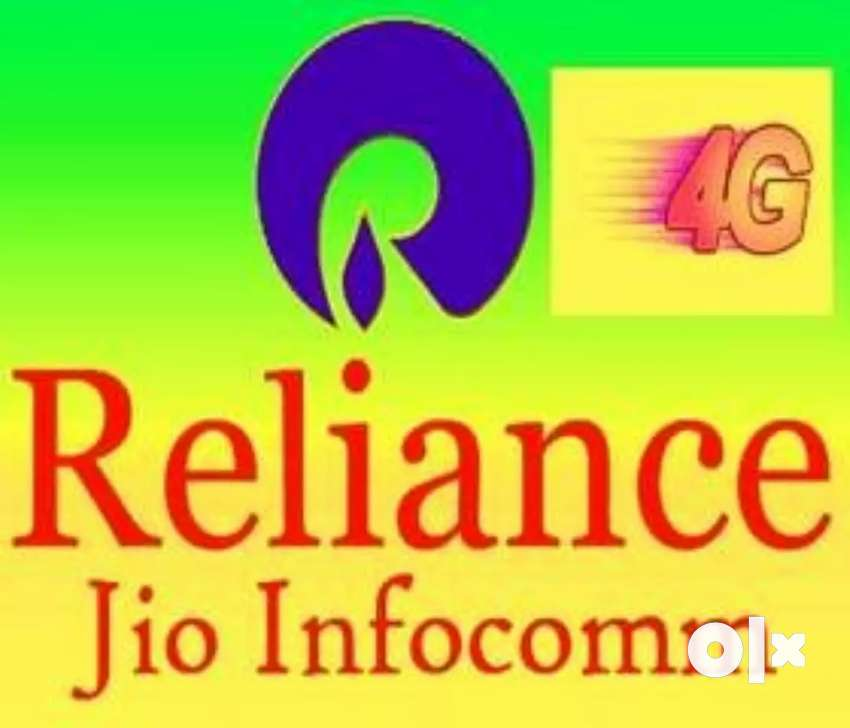 GREAT OPPORTUNITY, WORK WITH RELIANCE JIO LTD. COMP 0