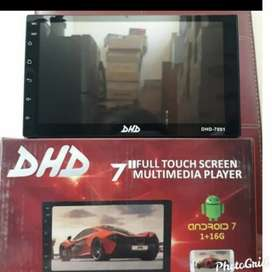 Double Din / Tape mobil DHD 7001 android 7 inchi Ram 1gb