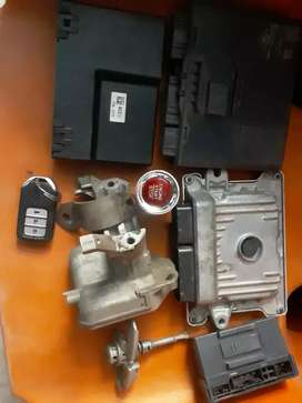 Honda City at patrol push button ecm kits available