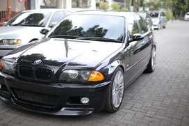 BMW 325i e46 siap pakai BU