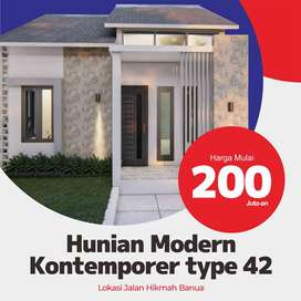 Hikmah Banua Hunian type 42 Banjarmasin
