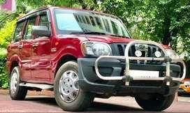 Mahindra Scorpio LX BS-IV, 2013, Diesel