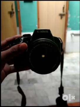 New Good Condition DSLR Camera