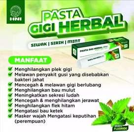 Pasta Gigi herbal HNI