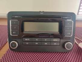 Volkswagen Car audio player original