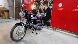 Good Condition Hero Hf Dawn with Warranty |  6162 Delhi