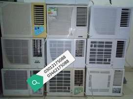 FRESH IMPORT O. 75TON WINDOW AC INVERTER TECHNOLOGY GREE GENERAL